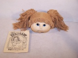 Martha Nelson Thomas doll head