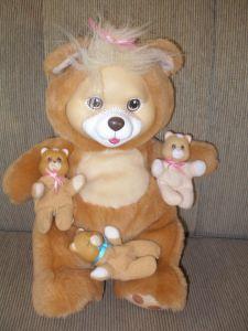 baby cub surprise