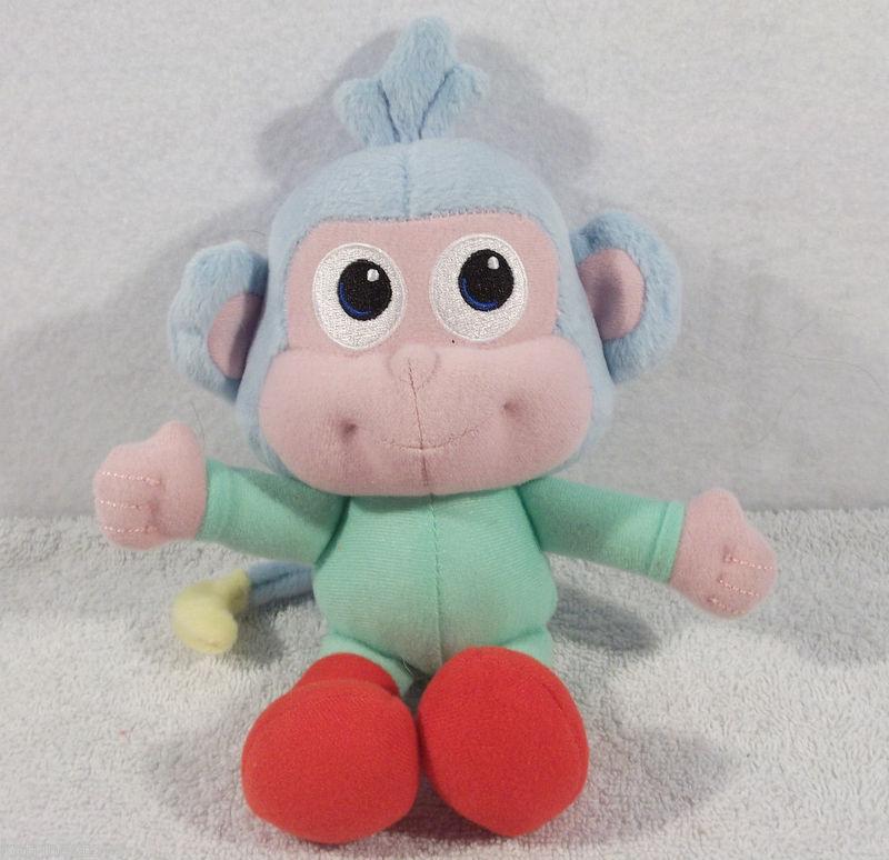 Dora The Explorer Toys : Dora the explorer boots monkey ″ plush toy katrinas