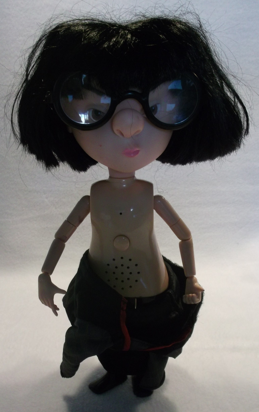 The Incredible Felted Fashion Of Barbara Poole: Disney Pixar The Incredibles Talking Interactive Edna Mode